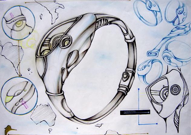 Ideation Sketch 171 Eddie Hernandez Art